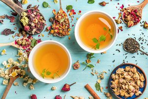 Naturopathy to a tea