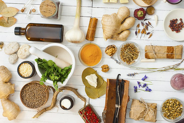 Naturopathy + Nutrition